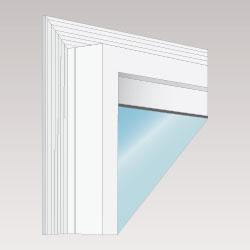 Retrofit frame image