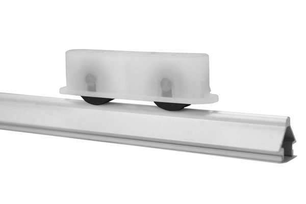 aluminum window rail system