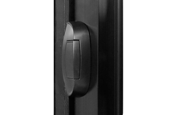 aluminum sliding window autolock handle