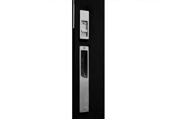 Aluminum series multiple sliding door handle