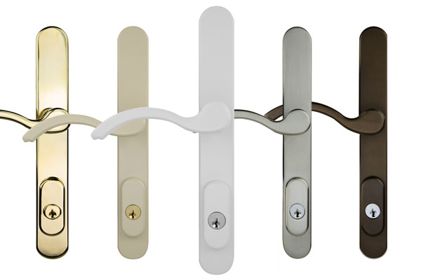 Aluminum Series French Swing Door Handle