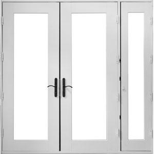 fusionwood French Swing Door Product Photo