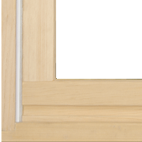 Image link to fusionwood wood composite window and door frame material