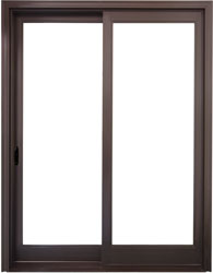 fusionwood Patio Sliding Door Product Photo