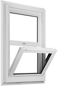 galaxy Single Hung Window Product Photo