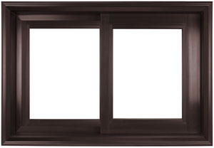 Fusionwood Horizontal Sliding Window