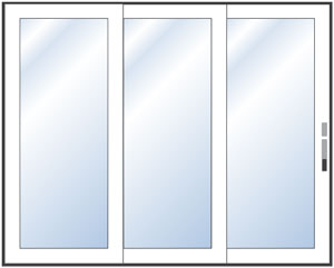 Image Link to Multiple Sliding Doors