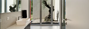 image link to Aluminum series windows and doors collection