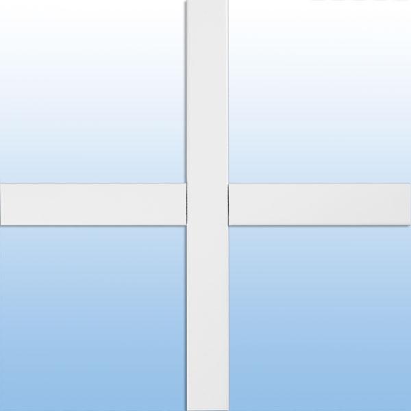 "5/8"" flat window grid"