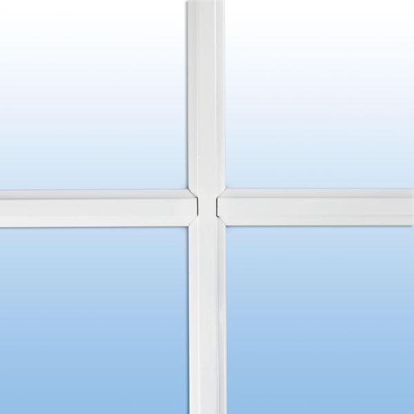 """3/4"""" beveled window grid"""