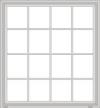 Colonial grid pattern