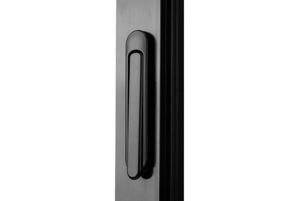 steel window profile insert