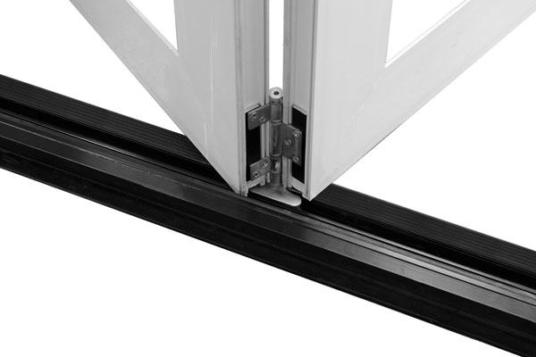 Floor frame roller