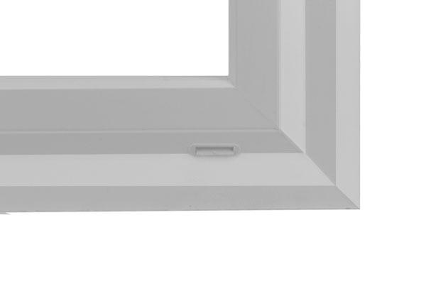 window weephole