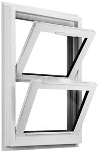 Galaxy Double Hung Window Image