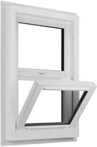 GS Series Single Hung Window Image