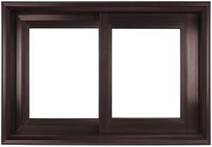 fusionwood Horizontal Sliding Window Product Photo