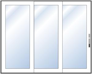 Image Link to Multiple Sliding Doors